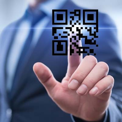 Using a QR Code to Log In